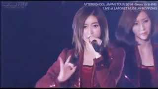 ''Flashback'' by AFTERSCHOOL Japan Tour 2014 - Dress to SHINE Follo...