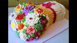 Торт 'Букет'
