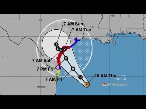 National Weather Service Urging Residents To Prepare For Peak Of Hurricane Season