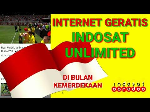Cara Setting Internet Geratis Indosat Opok Unlimited