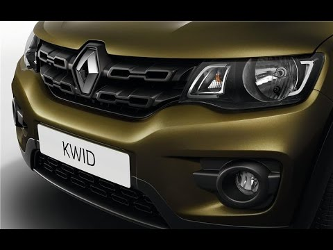 Upcoming Car Renault Kwid Price In India Interior And Exterior