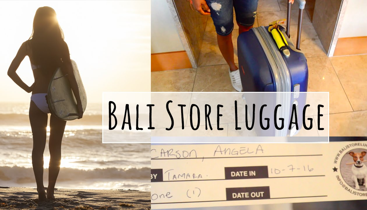 Best Service! Bali Store Luggage - Short & Long Term Golf Bag ...