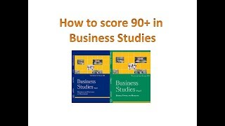 Video How to score 90+ in Business Studies? | CBSE Class 12 download MP3, 3GP, MP4, WEBM, AVI, FLV Oktober 2018