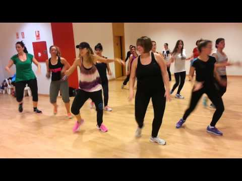 Dance fitness con Mery en Paracuellos Dance Studio