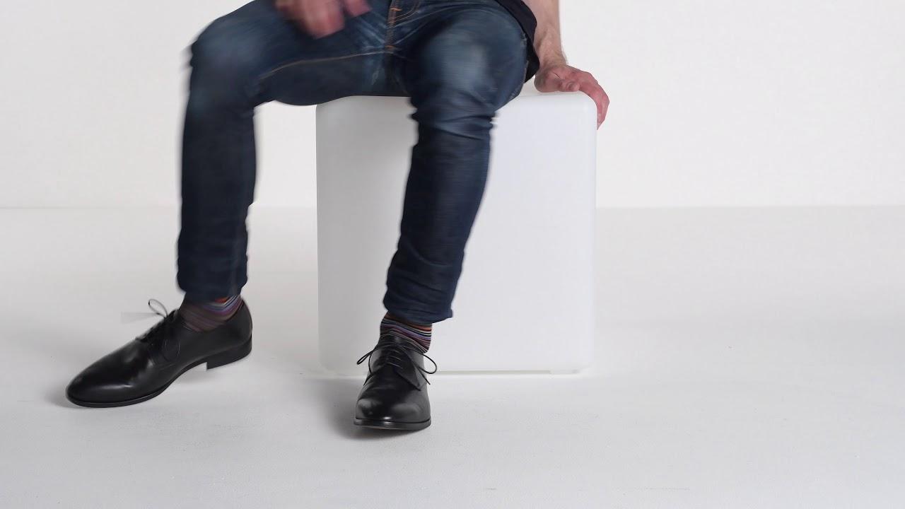 Olive Leather Sneakers by RUBIROSA — Kickstarter