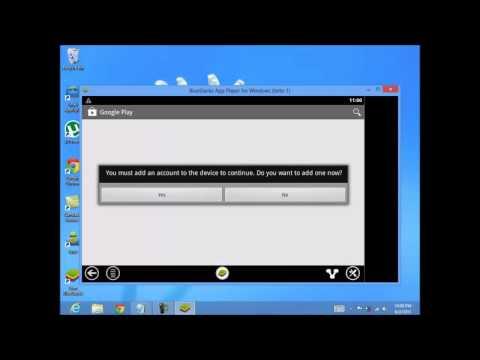 How To Install Google Play On Bluestacks.