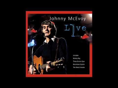 Johnny McEvoy - Live | Full Album