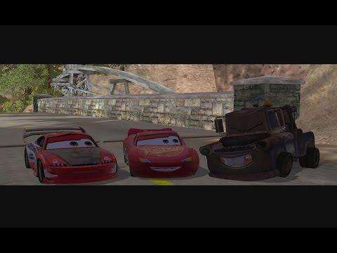 Cars:Mater National - Walkthrough - Part 17