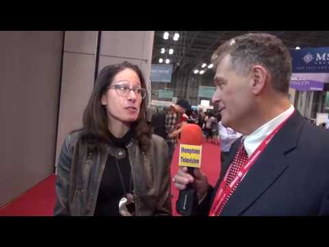 NY TIMES TRAVEL SHOW 2017 on VVH-TV
