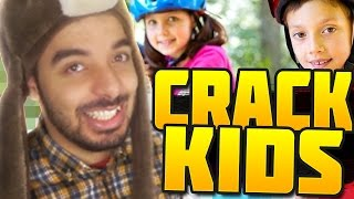 Kinder kochen CRACK !!!  | Real Life Story | Abk Official