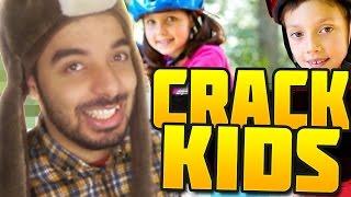 Kinder kochen CRACK !!!  | Real Life Story | Abk Official