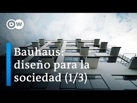100 años de Bauhaus - El código (1/3)   DW Documental