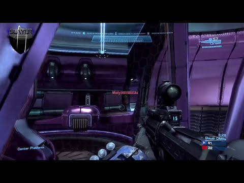 "Halo Reach l ""RAPE A MistyXHAYABUSAx"" Ep.2  REACCION EPICA"