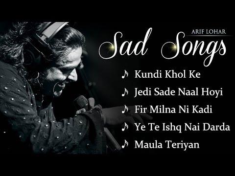 Arif Lohar Best Sad Songs Collection | Punjabi Sad Songs | Romantic Sad Songs | Musical Maestros