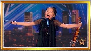 Canta en 5 idiomas 'Let It Go' y se lleva un Pase de Oro | Audiciones 3 | Got Talent España 2019