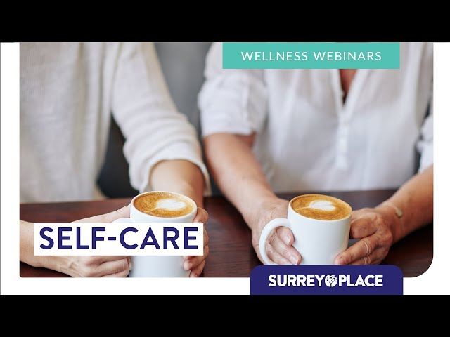 Mind Body and Soul Series: Self-Care