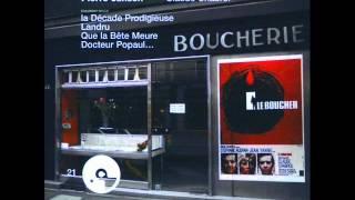 Pierre Jansen : Le Boucher