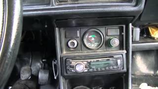 Магнитола тянет ток с аккумулятора -Решение