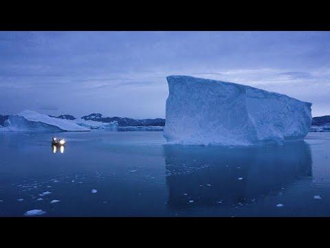 Лед этой зимой