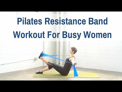 pilates-resistance-band-workout-|-intermediate-pilates-mat-workout