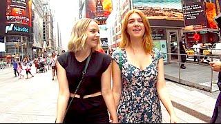 Walking in NYC as Lesbians