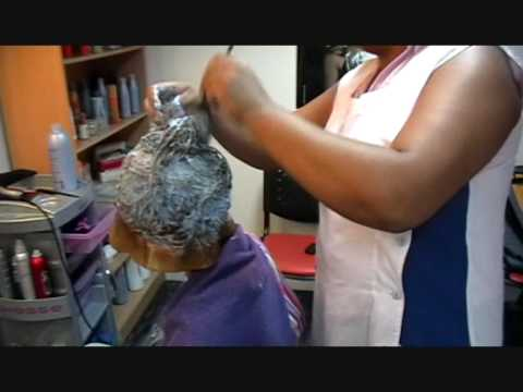 Rita coloring with rubber cap  YouTube