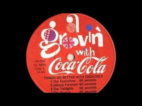 Coca Cola Jingles 1968 (Australia)