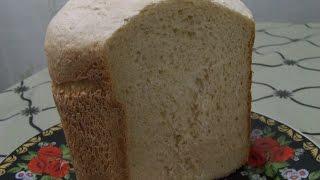 Французский хлеб - видео рецепт для хлебо печки.