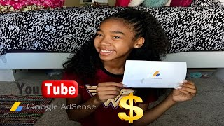 my first youtube paycheck how to receive pay if youre under 18