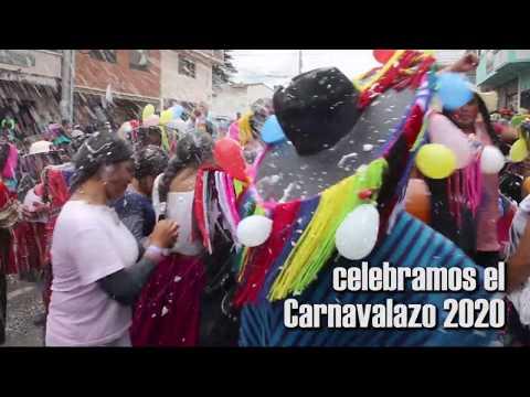 Carnavalazo El Tambo 2020