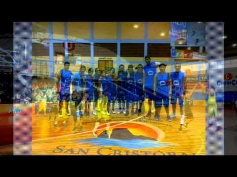JOVEN ECUATORIANO PROMESA DEL BALONCESTO - ECUADOR YOUNG BASKETBALL PROMISE
