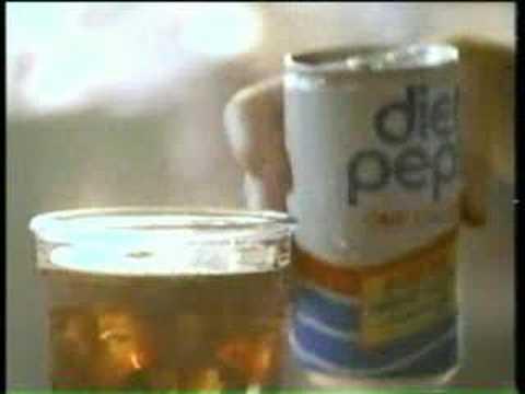 Pepsi Cola - 1982 Diet Pepsi TV Commercial