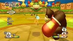 Mario Super Sluggers Challenge Mode - Vs. Bowser Jr.