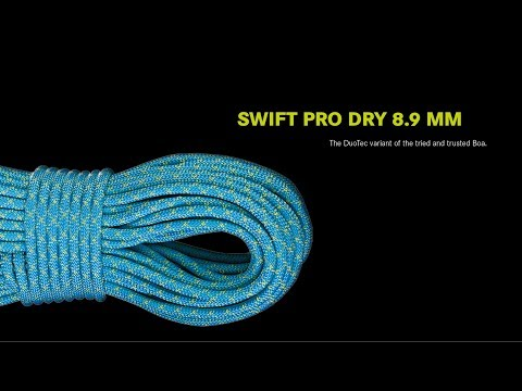 EDELRID Swift Pro Dry 8.9 mm (EN)