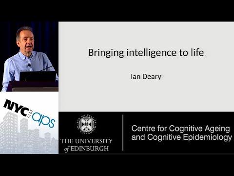 APS Award Address: Bringing Intelligence to Life