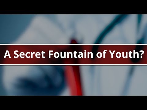 Teenage Blood as the Fountain of Youth?