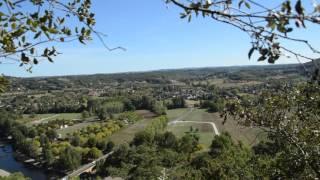 Vidéo de Saint Julien De Lampon ... vue de la colline de Rouffillac