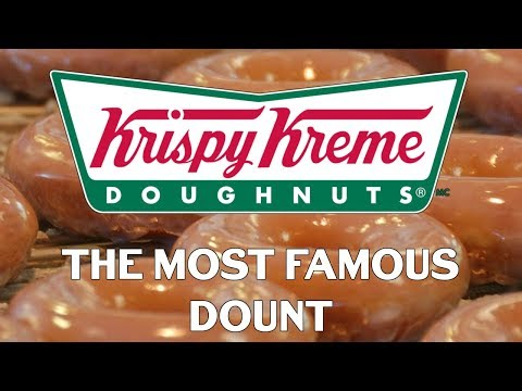 How Krispy Kreme Became The World's Most Famous Donut