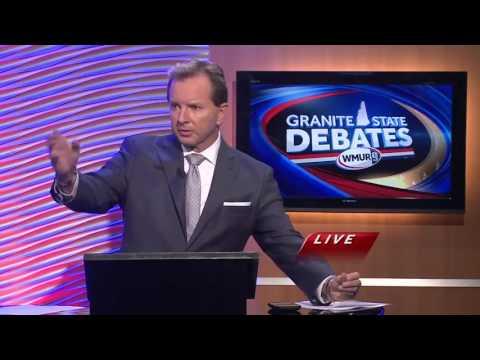 Full video: 2016 Republican U.S. Senate debate