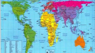 Peter Projection Map, Arab History, & Noble Drew Ali