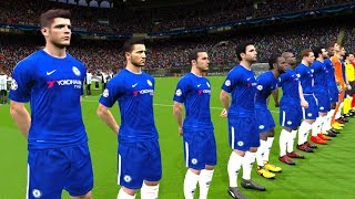 West Ham vs Chelsea  Premier League  9 December 2017 Gameplay