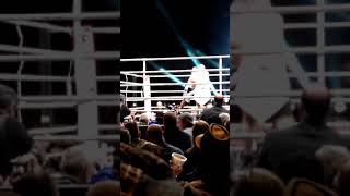 Roy Jones Jr last fight I was there