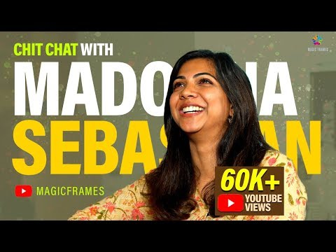 Chit Chat With Madonna Sebastian   Brothers Day Special   Magic Frames