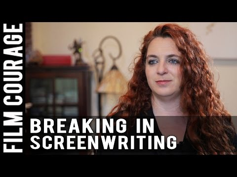 Breaking In: Tales From The Screenwriting Trenches - Lee Jessup [FULL INTERVIEW]