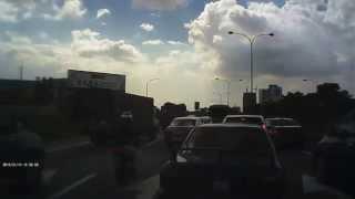 After Batu Tiga Toll Near Central Sugar Accident in Malaysia