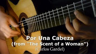 "Yoo Sik Ro (노유식) plays ""Por Una Cabeza"" by Carlos Gardel"