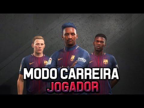 Pilé O Rei de Barcelona - Fifa 18 Carreira Jogador EP68 [PC]