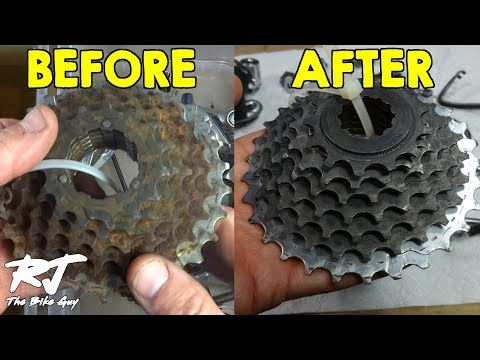 remove-rust-from-bike-parts-using-evapo-rust---easy!