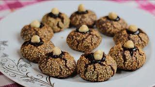 sadece 3 malzeme ile puding li kurabiye tarifi nasıl yapılır?