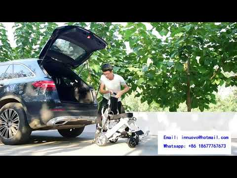 INNUOVO Electric Wheelchair